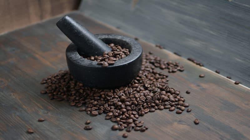 Kavos puokštė — skonio ir kvapo derinys